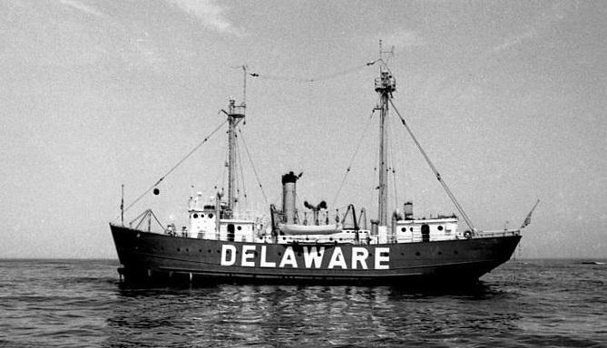 As LS Delaware 1968